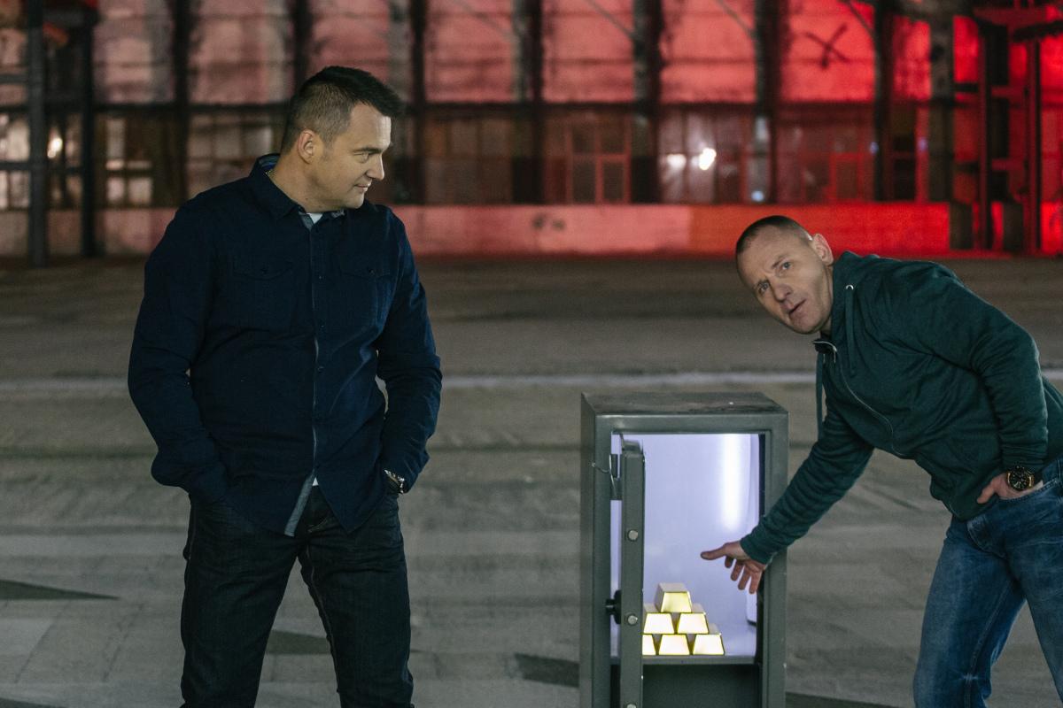 Złodzieje - seria 1, spot wiosna 2016
