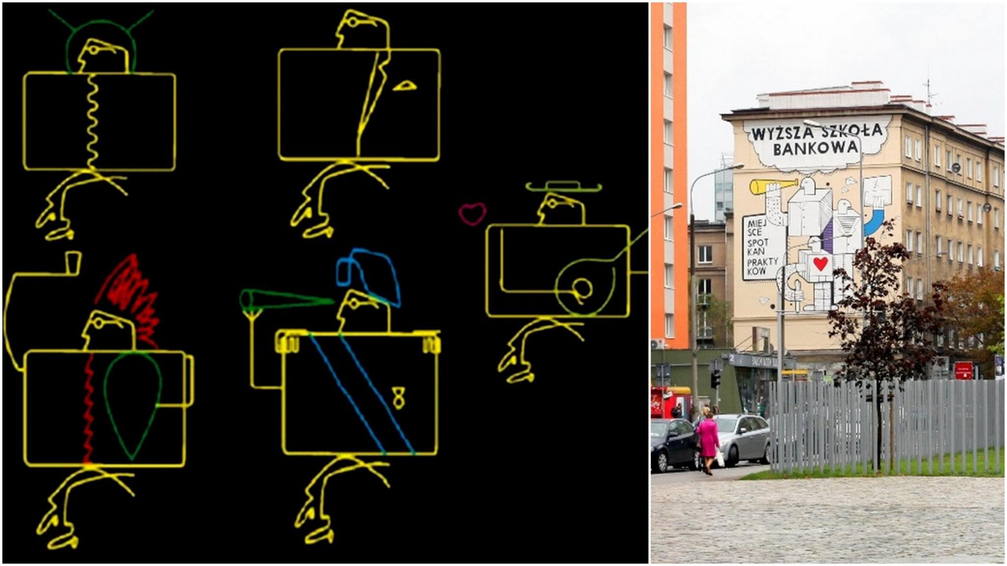 Trojwymiarowy Mural Powstal W Poznaniu